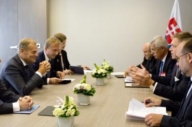 Több tízezer euróba került az uniós vezetők elé feltálalt vacsora