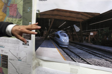 Az őslakosok beleegyezésével építik meg Mexikóban a Maja vasutat