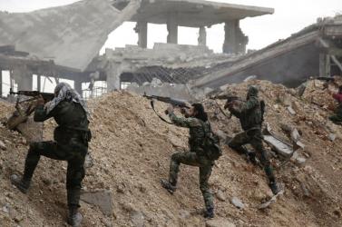 Továbbra is politikai rendezést sürget öt nyugati ország a szíriai polgárháború tizedik évfordulóján