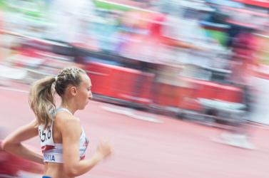 Tokió 2020: Gabriela Gajanová kiesett a 800 méteres síkfutás selejtezőjében