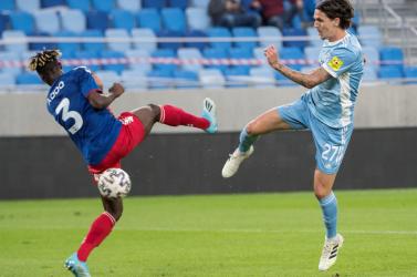Fortuna Liga: Nem kell sok helyzet a győzelemhez – begyűjtötte a három pontot a Slovan a pótolt bajnokin