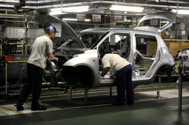 Leáll a Suzuki-gyár Esztergomban