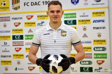 FC DAC 1904: A Leverkusen fiatal kapusa érkezik kölcsönbe