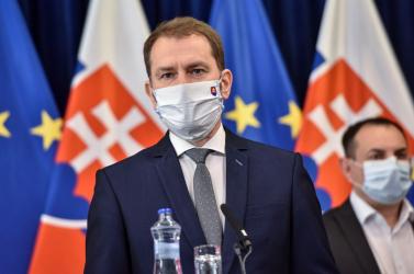"""Matovič elmondta, hogyan nézhetne ki Szlovákia teljes """"lekapcsolása"""", a nyilvánosságot is bevonná a döntésbe"""