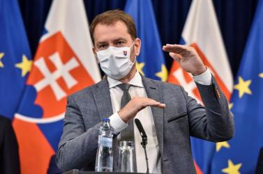 Matovič megint keményen odaszólt SaS-es kollégáinak