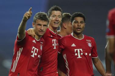 Bajnokok Ligája: Gnabry és Lewandowski játéka kérdéses Barcelonában