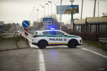 A pápalátogatás miatt korlátozzák a teherforgalmat a szlovák határátkelőkön