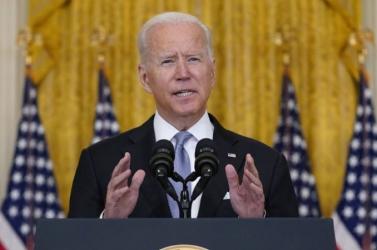 Az amerikai elnök határozottan kiáll az amerikai csapatok afganisztáni  kivonásáról szóló döntése mellett