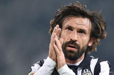 Pirlo lett a Juventus új edzője