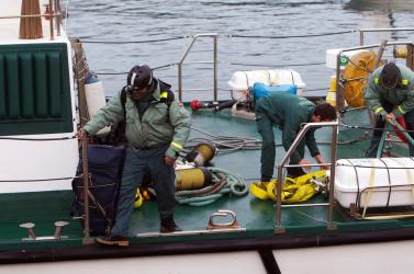 Kolumbiából indulhatott a Spanyolországban elfogott drogszállító tengeralattjáró