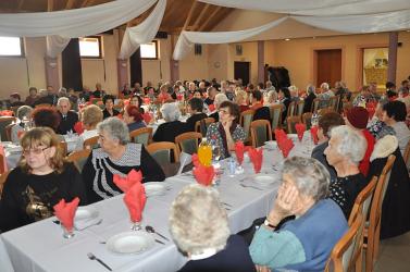 Egyházkarcsa nyugdíjasait köszöntötték