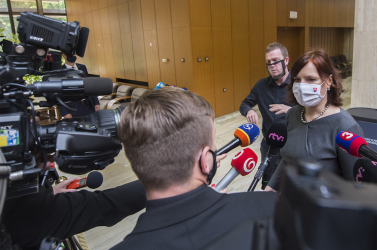 Remišová szerint nincs rendben, hogy az OĽaNO csak úgy osztogatja a járási hivatalok vezető posztjait