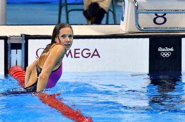 Vizes vb - Kapás Boglárka aranyérmes 200 méter pillangón