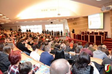 Sok volt az érdeklődő a Selye János Egyetem nyílt napján