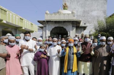 Sehol nem gyűlölik annyira a muszlimokat, mint Indiában?