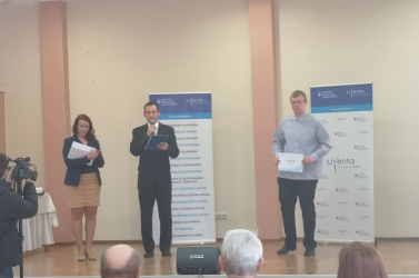 Dunaszerdahelyi siker az országos matekversenyen