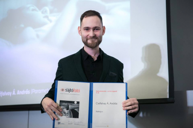 Két díjat kapott a Magyar Sajtófotó gáláján a Paraméter fotósa