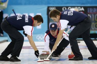 Phjongcshang 2018 - Történelmi amerikai arany a férfi curlingeseknél
