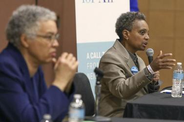 Chicago történetében először fekete nőt választottak polgármesternek