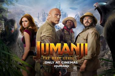 Jumanji: A következő szint – Küldetés teljesítve!