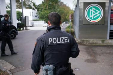 Adócsalás gyanúja miatt tartottak házkutatásta Német Labdarúgó Szövetségnél