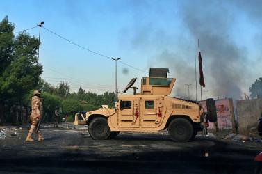 Lövedékek csapódtak be egy iraki légitámaszpontra!