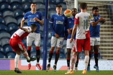 Európa-liga: Rasszista incidens történt Glasgow-ban, Gerrard UEFA-vizsgálatot sürget