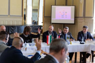 A Rába-Duna-Vág Európai Területi Társulás minden uniós forrást fel tud használni