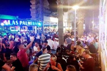 Szórakozónegyedeket zárnak be Mallorca szigetén a rendbontó turisták miatt