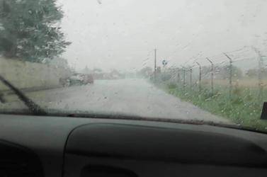 Így csapott le a vihar a Csallóközben - fotók, videók