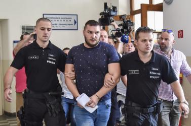 Egy bíró szerint törvénytelenül tartja őrizetben Juraj H.-t a rendőrség