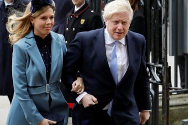 Titokban megnősült a brit miniszterelnök