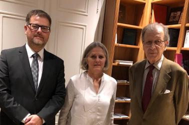 Csáky Moritz felbecsülhetetlen értékű műtárgyakat adományozott Szlovákiának