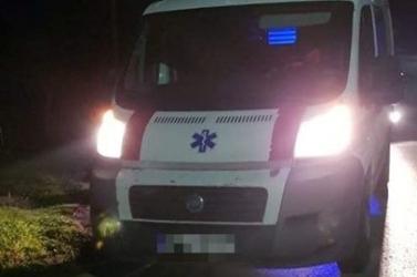 Részegen indult a betegekért a mentős