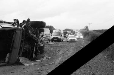 A rendőrség nyilvánosságra hozta a buszbaleset áldozatainak nevét és életkorát