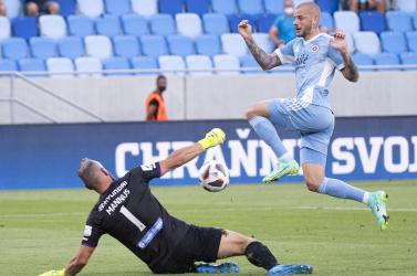 BL-selejtező: Győzelemmel kezdett a Slovan
