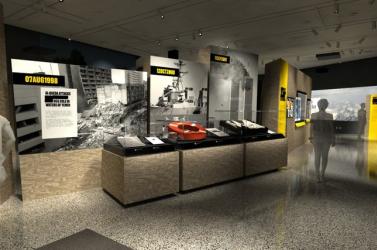 Az Oszama bin Laden terroristavezér elleni hajsza részleteit mutatja be egy új kiállítás New Yorkban