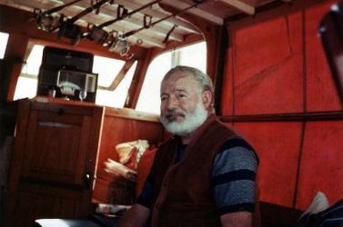 Ernest Hemingway kiadott művei hemzsegnek a