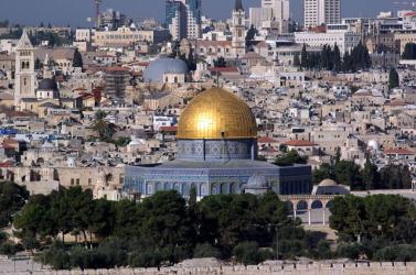 Jeruzsálem státusza - Hazahívták négy uniós országból a palesztin nagyköveteket