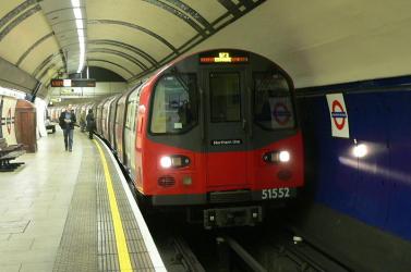 Nagyon magas a szálló por koncentrációja a londoni metróban
