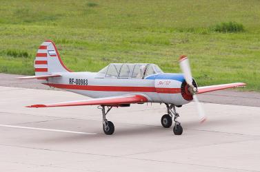 Meghalt egy német pilóta egy lengyelországi légi bemutatón