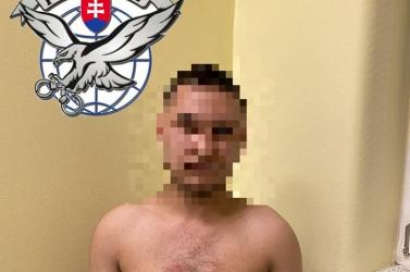 A rendőrség fejvadászai kaptak el egy szlovákiai fiatalt, akit akár élete végéig rács mögé csukhatnak