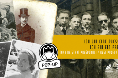 Régi pozsonyi családokról nyit kiállítást a Pozsonyi Kifli