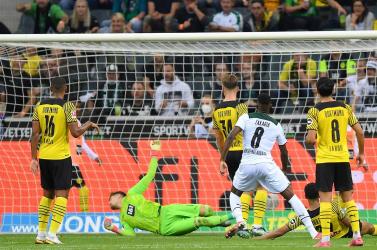 Bundesliga: Haaland nélkül kikapott a Dortmund