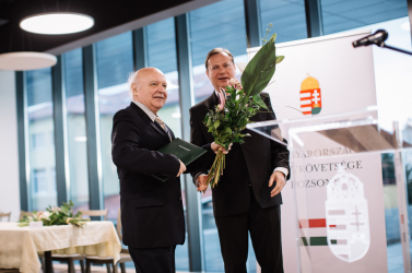 Magyar állami kitüntetéseket adtak át Dunaszerdahelyen