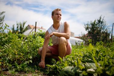 Gyerekkora óta a kertészkedés az élete a 17 éves balázsfai dinnyemesternek