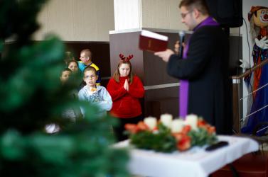 Mentálisan sérültek karácsonya Dunaszerdahelyen – FOTÓK