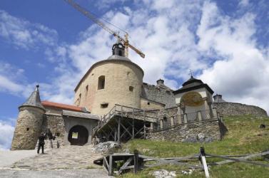 Csaknem 35 millió euróba fog kerülni Krasznahorka várának felújítása
