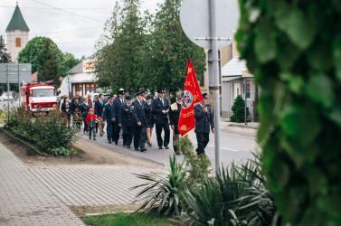 A tűzoltók védőszentjére, Szent Flóriánra emlékeztek Ekecsen
