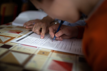A vásárúti alapiskolában jártunk, hogy megtudjuk, mit is jelent pedagógiai asszisztensnek lenni